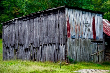 Barn in east Tennessee