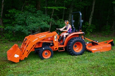learning to tractor