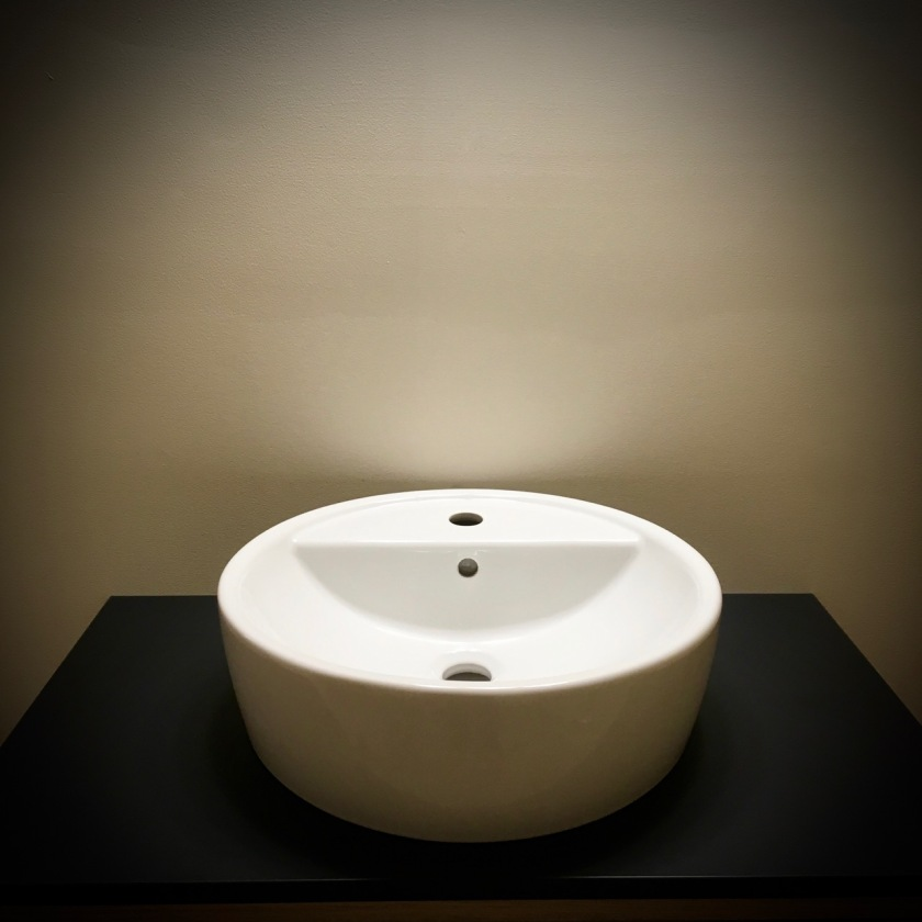 IKEA TORNVIKEN sink new bathroom installation