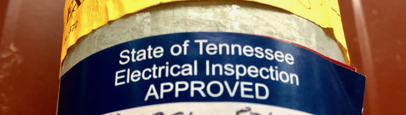 approved electrical inspection