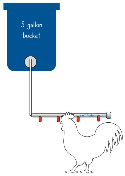 ChickenNippleWaterer_Concept1